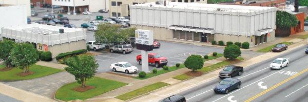 Motors Acceptance Corporation Aerial View