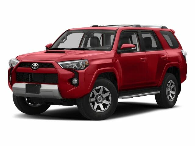 2017 Toyota 4runner Red in Columbus, GA